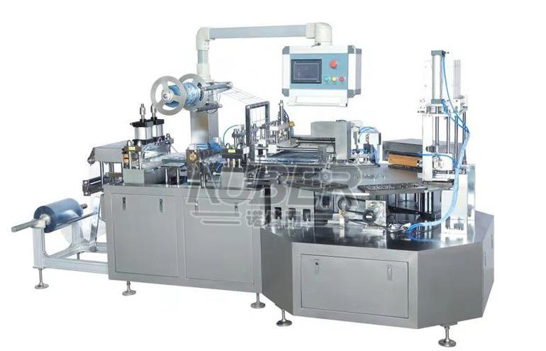 转盘式纸塑包装机