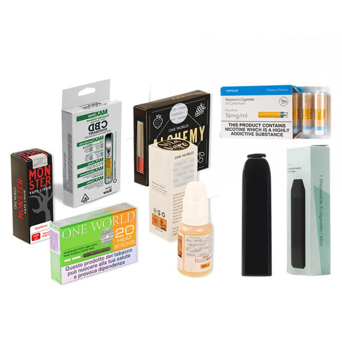 NBR烟弹装盒机,电子烟包装整线,自动下料,自动理料码垛